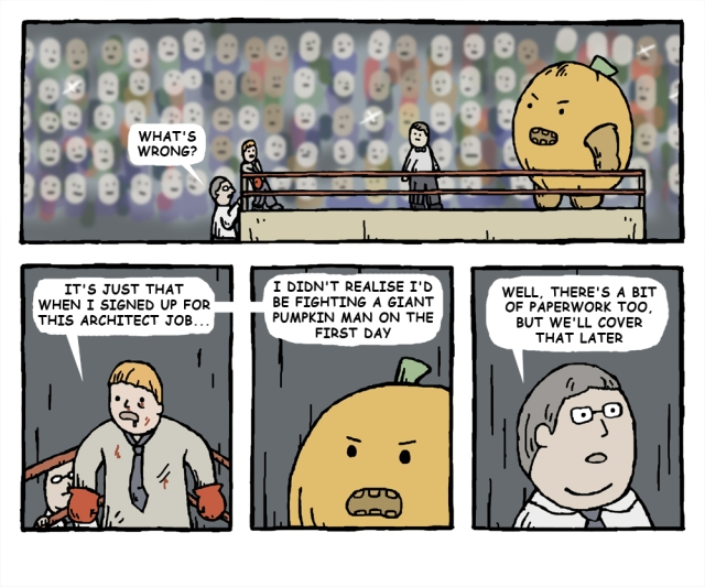 boxing copy