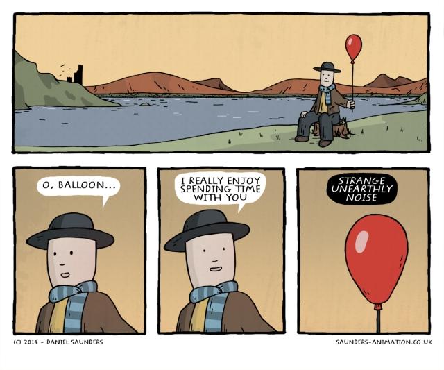 o balloon copy