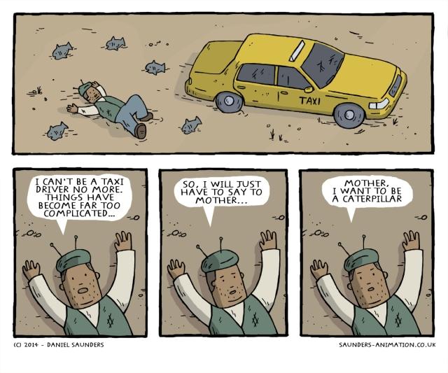 taxi driver copy